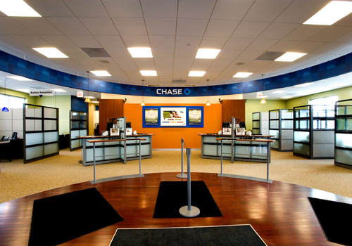 Fiorilli Construction » JP Morgan Chase Bank